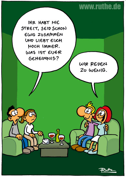 Cartoon kennenlernen